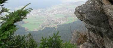 Pensionen Bayerischer Wald - Berge Wandern