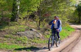 Fahrradreisen im Bayerischen Wald Mountain Bike Tour
