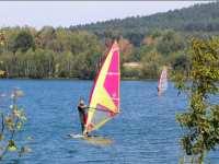 Segeln im Bayernurlaub Segeltörn Murner See