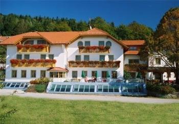 Wanderhotel in Europa Aktivhotel in Deutschland Hüttenhof in Bayern