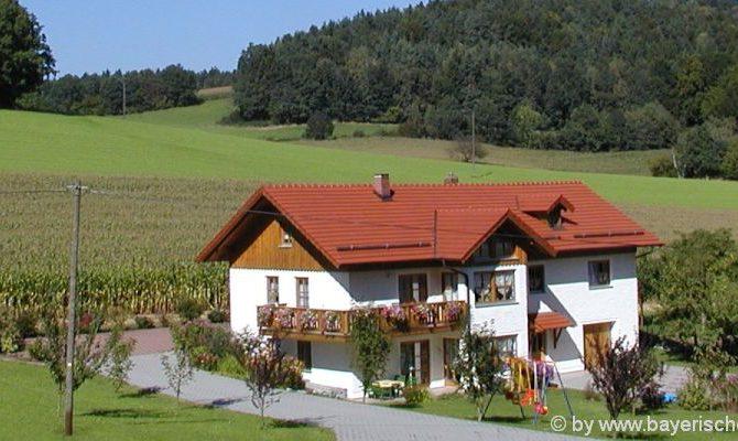 Selbstversorger Ferienhaus im Bayerischen Wald